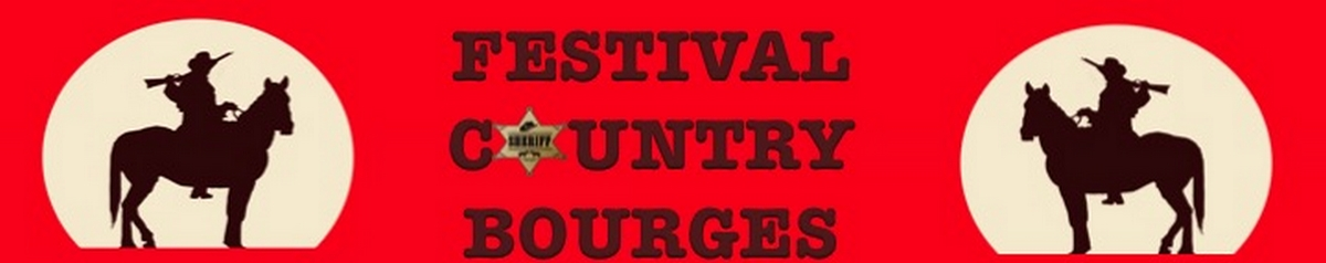 Festival Country Bourges 23, 24 et 25 septembre 2022